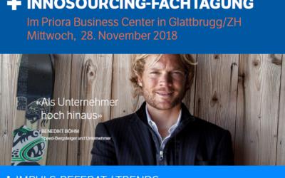 28. November 2018 | INNOSourcing Fachtagung