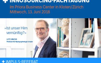 13. Juni 2018 | INNOSourcing Fachtagung