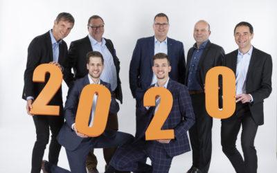 Neujahrsgrüsse 2020